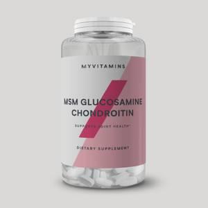MSM Glucosamine & Chondroitin Tablets