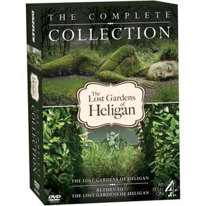 The Lost Gardens of Heligan - Complete Collection