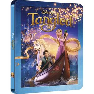 Rapunzel neu verföhnt 3D - Zavvi exklusives Limited Edition Steelbook (enthält 2D Version)