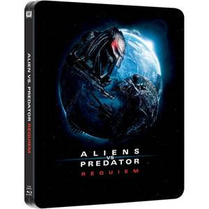 Alien Vs. Predator 2: Requiem - Steelbook Edition