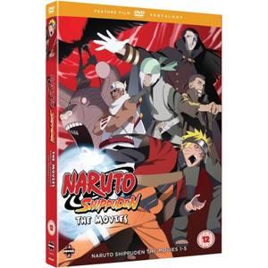 Naruto Shippuden Movie Pentalogy (Contains Naruto Shippuden Movies 1-5)