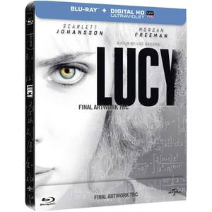 Lucy - Zavvi UK Exclusive Limited Edition Steelbook