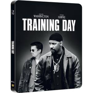 Training Day - Zavvi UK Exclusive Limited Edition Steelbook (Ultra Limited)