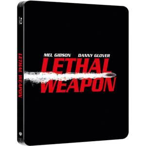 L'Arme Fatale - Steelbook Exclusivité Zavvi Ultra Limitée