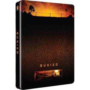 Buried - Zavvi UK Exclusive Limited Edition Steelbook (Ultra Limited Print Run)