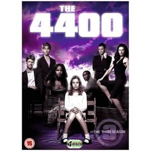 The 4400 - Seizoen 3 - Compleet[Repackaged]