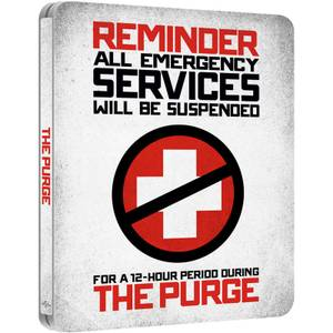 The Purge - Limited Esdition Steelbook (Ultra Limited) (UK EDITION)