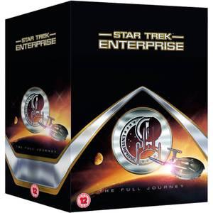 Star Trek Enterprise Komplettpaket neu verpackt