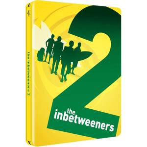 The Inbetweeners 2 Steelbook (UK EDITION)