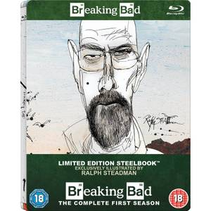 Breaking Bad: Season 1 - Zavvi Exclusive Limited Edition Steelbook