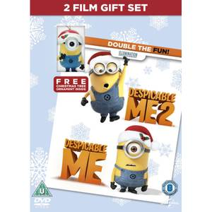 Despicable Me / Despicable Me 2 - 2014 Christmas (Free Gift)