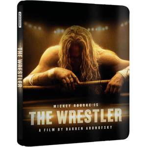 The Wrestler - Zavvi UK Exclusive Limited Edition Steelbook (Ultra Limited Print Run)