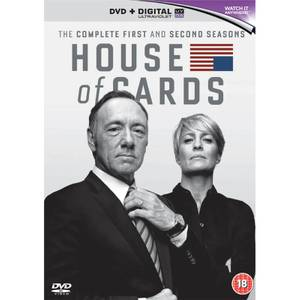House of Cards - Seasons 1 and 2 (Red-Tag Version)