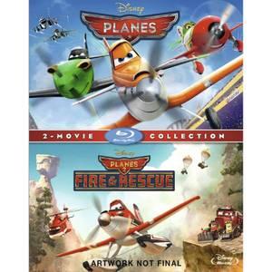 Coffret Planes /Planes 2