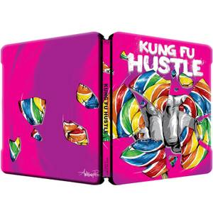 Kung Fu Hustle - Gallery 1988 Range - Zavvi UK Exclusive Limited Edition Steelbook (2000 Only)