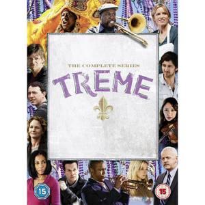 Treme - Season 1-4