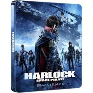 Harlock Space Pirate Steelbook 2D/3D