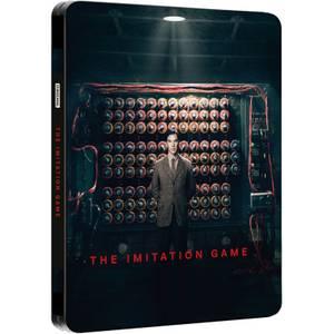 The Imitation Game - Zavvi exklusives Limited Edition Steelbook