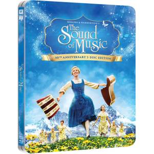 Sound of Music 50th Anniversary Edition Steelbook