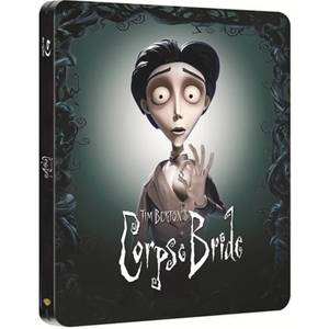 The Corpse Bride - Steelbook Edition (UK EDITION)