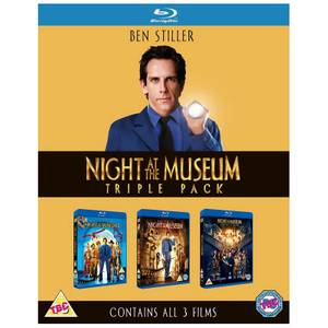 Night At The Museum 1-3 Box Set