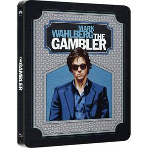 The Gambler - Zavvi UK Exclusive Limited Edition Steelbook (1500 Only)