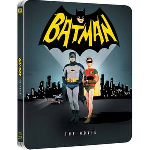 Batman: The Original 1966 Movie - Zavvi Exclusive Limited Edition Steelbook