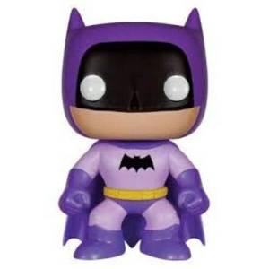 DC Comics Batman 75th Aniversary (75 Geburtstag) Purple Rainbow Batman EE Exclusive Pop! Vinyl Figur