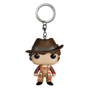 Llavero Pocket Pop! Cuarto Doctor - Doctor Who
