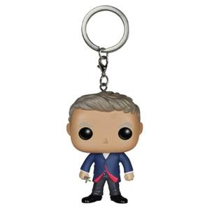 Doctor Who 12th Doctor Pocket Funko Pop! Vinyl Key Chain