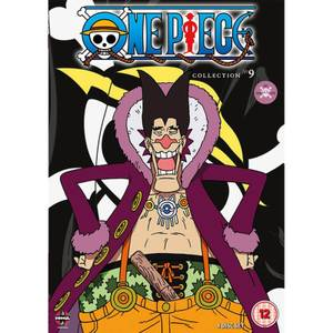 One Piece Collection 9 (Episodes 206-229)