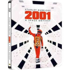 2001: Una Odisea en el Espacio - Zavvi Exclusivo - Steelbook Edición Limitada