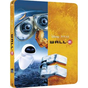 Wall-E - Zavvi UK Exclusive Limited Edition Steelbook (The Pixar Collection #12) (3000 Only)
