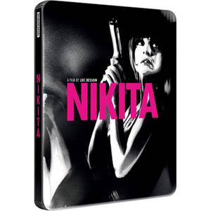 Nikita - Zavvi UK Exclusive Limited Edition Steelbook (2000 Only)