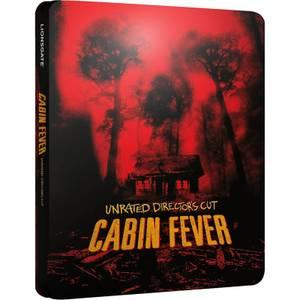 Cabin Fever - Steelbook Exclusif Limité pour Zavvi (Limité à 2000 Copies)