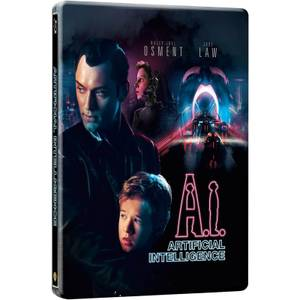 A.I. Steelbook - Zavvi Exclusive Limited Edition Steelbook (2500 Only)