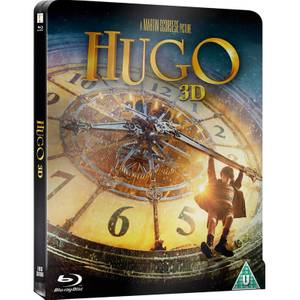 Hugo 3D (+ 2D) - Steelbook Exclusivité Zavvi