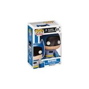Dc Comics Batman 75th Anniversary Blue Rainbow Batman EE Exclusive Pop! Vinyl Figur