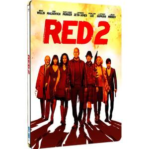 RED 2 - Limited Edition Steelbook (UK EDITION)