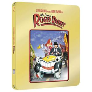 Who Framed Roger Rabbit - Zavvi Exclusive Gold Edition Steelbook