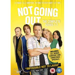 Not Going Out – Series 1-7