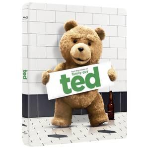 Ted – Edition Exclusive Limitée Steelbook (Limitée à 1000 Copies)