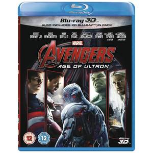 Avengers : L'Ère d'Ultron 3D + Version 2D