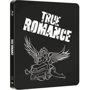 True Romance - Limited Edition Steelbook (UK EDITION)