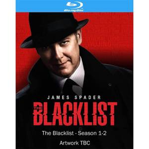 The Blacklist - Seasons 1 & 2