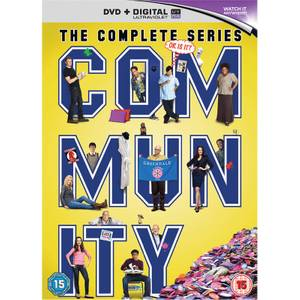 Community - Seasons 1-6 (Includes UltraViolet copy)