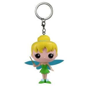 Disney Tinkerbell Pocket Funko Pop! Keychain