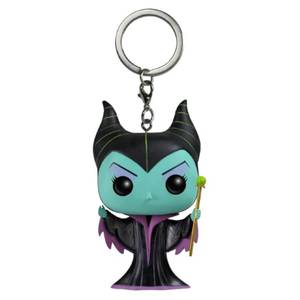 Disney Maleficent Pocket Funko Pop! Keychain