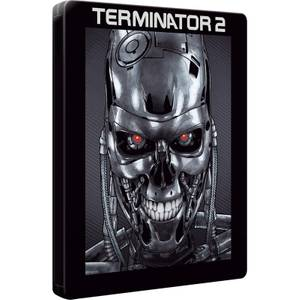 Terminator 2: Judgment Day - Zavvi Limited Edition Steelbook (2000 Only)