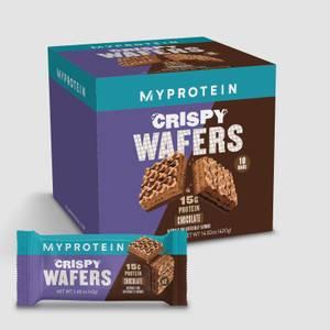 Biscoito Wafer de Proteína